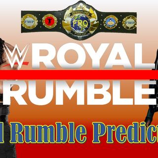 Royal Rumble Predictions / Betting Odds