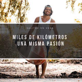 38 - ENTREVISTA. Miles de Kilómetros, una misma pasión. Luk Correa