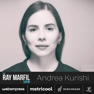 Andrea Kurishi en The Ray Marfil Show - Episodio 04