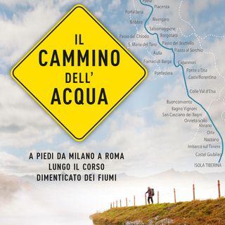 """Riccardo Finelli """"Il cammino dell'acqua"""""""