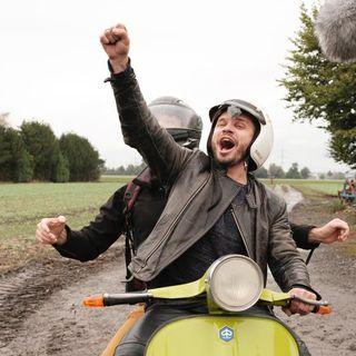 17 Days (2/2): Mit dem Motorroller nach Irland