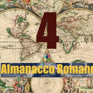 Almanacco romano - 4 agosto