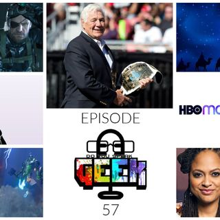 Episode 57 (HBO Max & Warner Bros., Oscar Isaac, Ava DuVernay, Marvel's Avengers, Christmas Star and more)