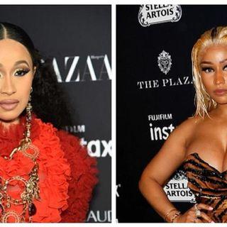 Nicki Minaj VS Cardi B