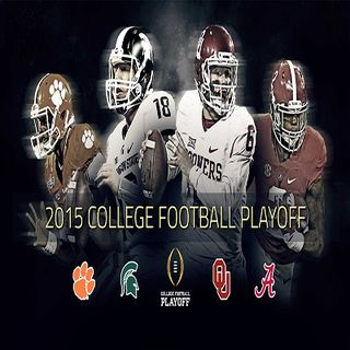 College Football Playoff Preview | Who Will Win? Oklahoma Sooners vs Clemson Tigers, Michigan State Spartans vs Alabama Crimson Tide