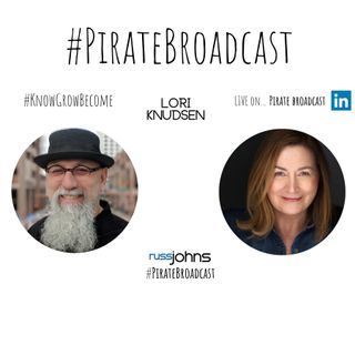 Join Lori Knudsen on the piratebroadcast