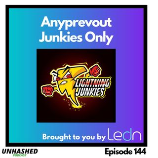 Anyprevout Junkies Only