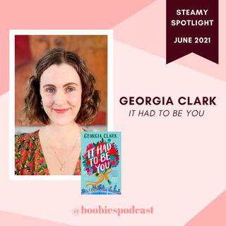 Steamy Spotlight: Interview with Georgia Clark