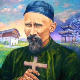 San José Freinademetz, misionero