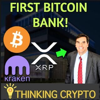 FIRST BITCOIN BANK Launched By Kraken Crypto Exchange & Tim Draper XRP
