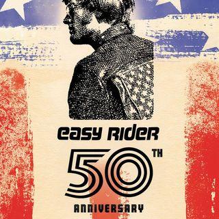 Easy Rider se estrenó hace 50 años y tendrá evento especial de aniversario