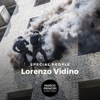 Podcast Special People con Lorenzo Vidino