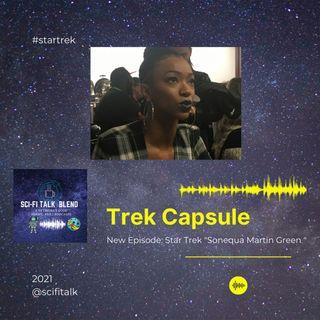 Star Trek: Sonequa Martin Green