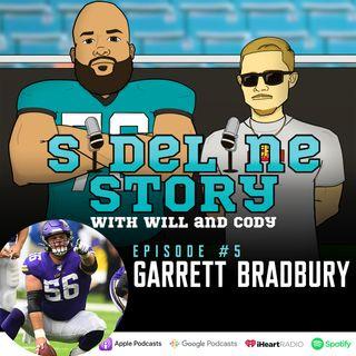 Episode #5 w/ Garrett Bradbury
