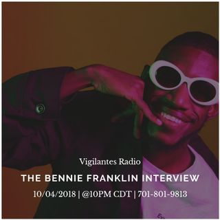 The Bennie Franklin Interview.