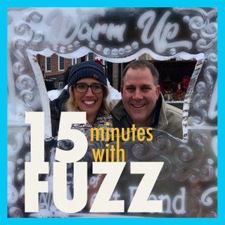 15 Minutes on West Bend with Jay Shambeau