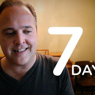 7 Days Left :: Fund the Artist Series