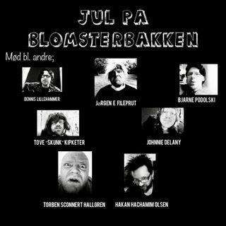 Jul På Bakken - Johnnie Delany feat. T.S.H, Tove K, D Lillehammer, Bjarne P, Pricilla og Hakan O