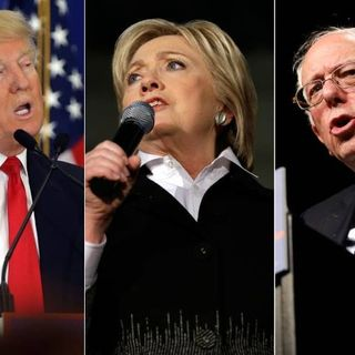 What's Next for Hillary, Bernie and Trump