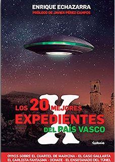 MITXEL CASAS-MC RADIO-LOS MEJORES 20 EXPEDIENTES X DEL PAIS VASCO - ENRIQUE ECHAZARRA