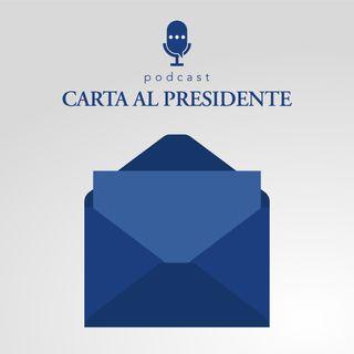 9. Carta al presidente