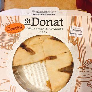 加•好品! 推介 St-Donat 法式 Apple and Maple Syrup Pie