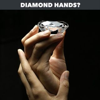 Diamond or Paper Hands?