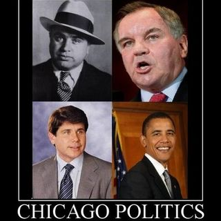 Politics Chicago Style - The Machine!