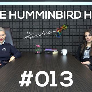 The Humminbird Hub #013 - Anna Cortesi
