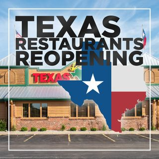 Texas Restaurants Reopening | Restaurant Recovery Podcast Series