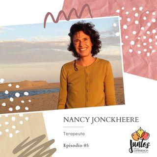 Ep. 005 ¿Qué es la memoria celular? Entrevista con Nancy Jonckheere