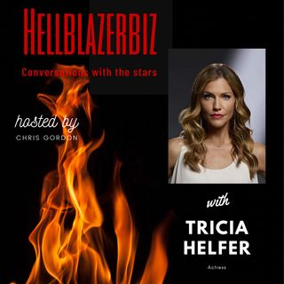Lucifer actress Tricia Helfer talks to me about playing the devil's mother