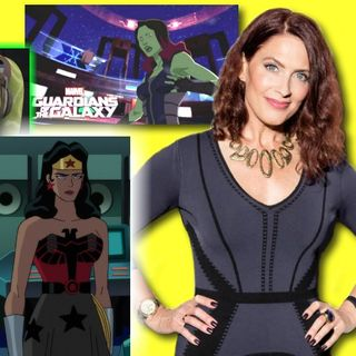 #318: Vanessa Marshall on her Star Wars and Marvel roles, and voicing DC's Wonder Woman!