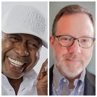 5/21/20 Actor Ben Vereen and Care for the Homeless Executive Director George Nashak