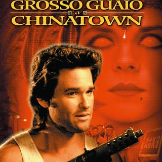 Jack Burton (Kurt Russell), Grosso Guaio a Chinatown