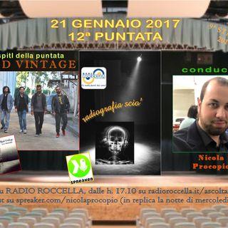 Radiografia Scio' - N.12 del 21-01-2017