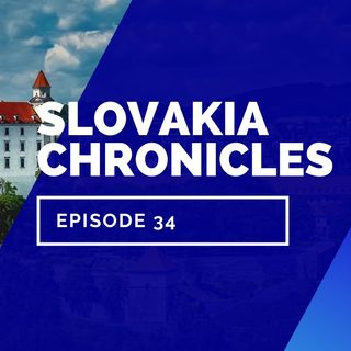 Episode 34 - Christmas Covid restrictions and Social Issues in Slovakia