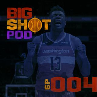 Big Shot Pod de Natal — As surpresas e decepções da NBA na temporada 18/19