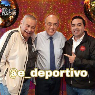 Viernes, bien y de buenas con Espacio Deportivo de la Tarde 08 de Noviembre 2019