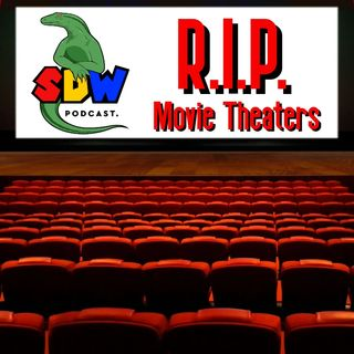 Movie Theaters Are Dead