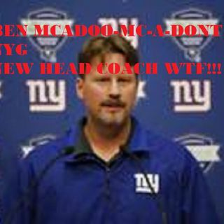 NYG Talk Ep_324 NYGs Loose To Eagles #FireBenMcadoo #EliApple #RunDefenseSucks #AmazingOdell