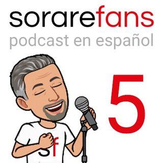 Podcast Sorare Fans 5. Banners, doble partido, U23 y entrevista a Jandelah