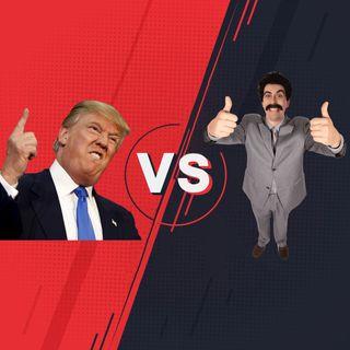 10 - Baron Cohen è un impostore e uno schifoso