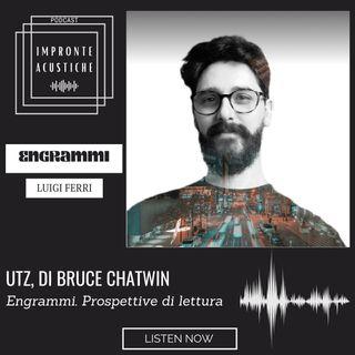 Utz, di Bruce Chatwin