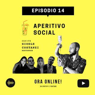EP. 14 - APERITIVO SOCIAL