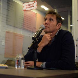 """""""La ambición no hay que perderla nunca, y la codicia es esto de querer siempre más."""": Juan Pablo Varsky"""
