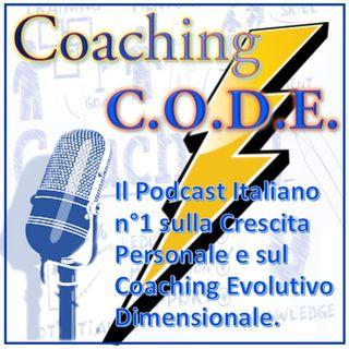 Coaching C.O.D.E. - Episodio #17 - AUTOSTIMA e SICUREZZA DI SÉ. Diamo a questo termine il giusto significato. Con chi sei in competizione?