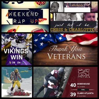 """Ep. 152 - """"#DallasCowboys=Disappointment   #ThankYouVeterans"""""""