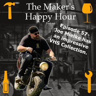 Episode 57- Joe Mielke has an impressive VHS Collection.