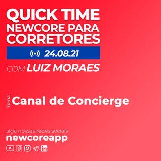 Quick Time - Canal de atendimento concierges